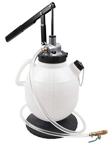 Öleinfüllgerät Öleinfüller Automatik Getriebe Öl Einfüllgerät ATF mit Adapter
