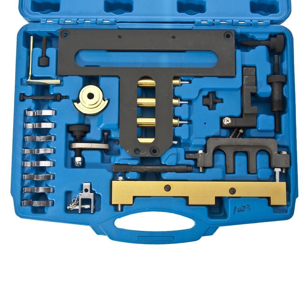 Motor Einstell Nockenwelle Steuerkette Wechsel Werkzeug BMW N42 N46 X3 B18 B20